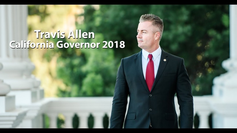 An Open Letter to Travis Allen