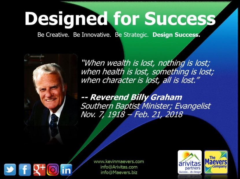 Designed for Success – Billy Graham (1)