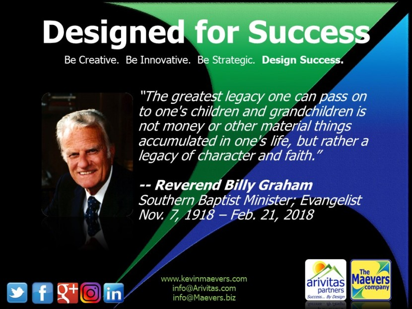 Designed for Success – Billy Graham (2)