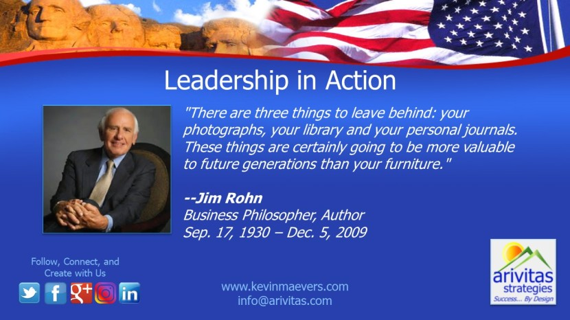 Leaving a LeadershipLegacy