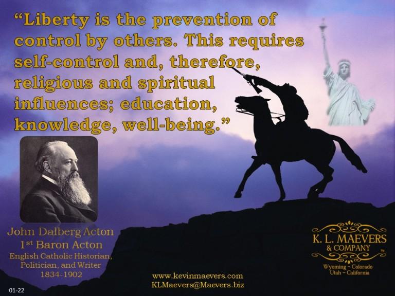 liberty quote 01-22 baron acton