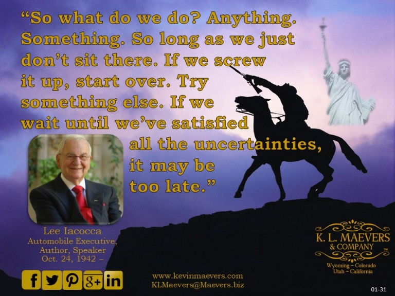 Liberty Quote 01-31 Iacocca