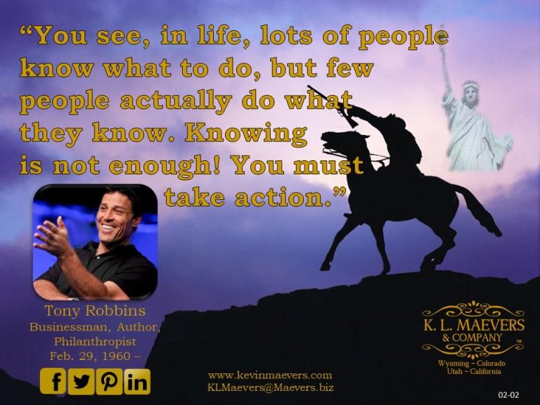 Liberty Quote 02-02 Robbins