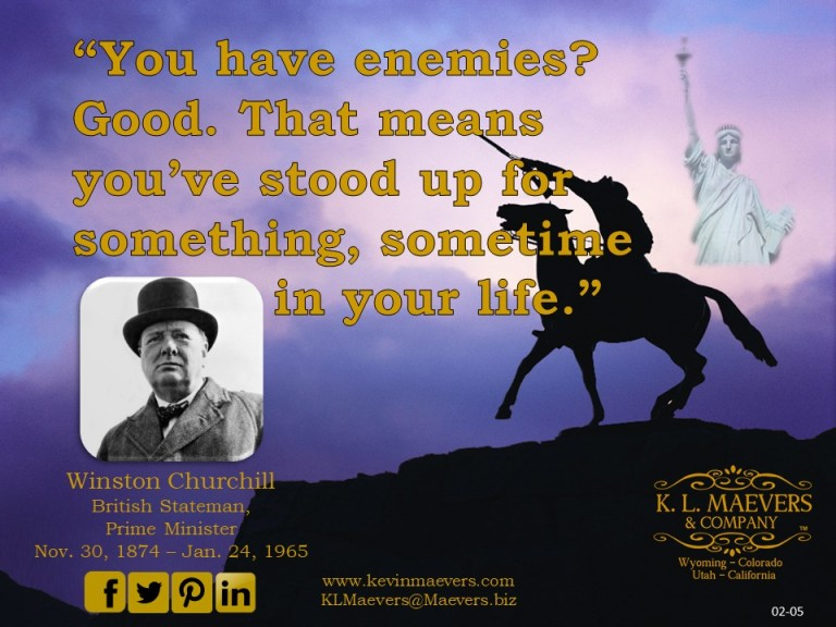 Liberty Quote 02-05 Churchill