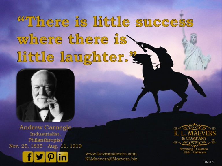 Liberty Quote 02-13 Carnegie