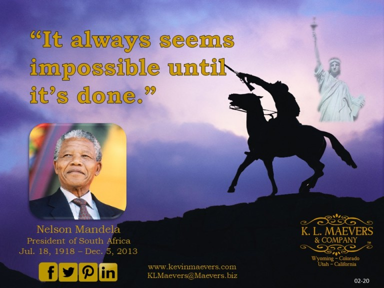Liberty Quote 02-20 Mandela